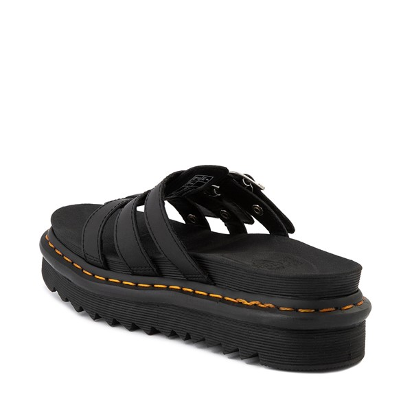 alternate image alternate view Womens Dr. Martens Harron Slide SandalALT1
