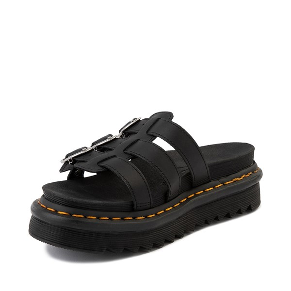 alternate image alternate view Womens Dr. Martens Harron Slide SandalALT2
