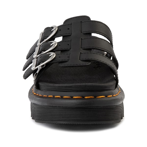 alternate image alternate view Womens Dr. Martens Harron Slide SandalALT4