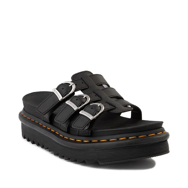 alternate image alternate view Womens Dr. Martens Harron Slide SandalALT5