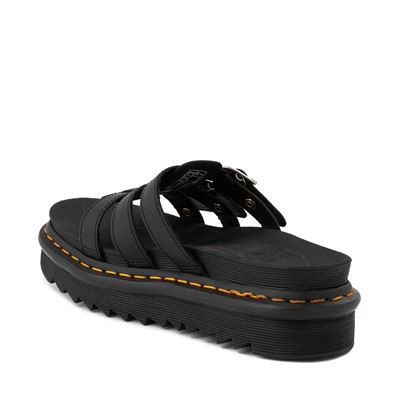 Alternate view of Womens Dr. Martens Harron Slide Sandal