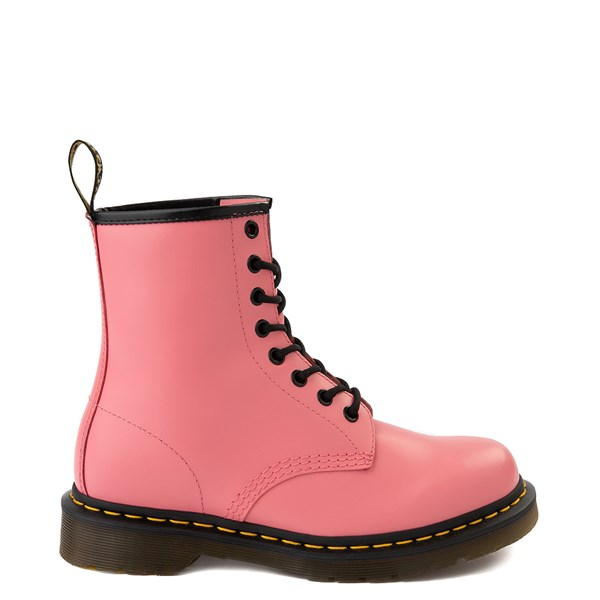 Main view of Womens Dr. Martens 1460 8-Eye Boot - Acid Pink