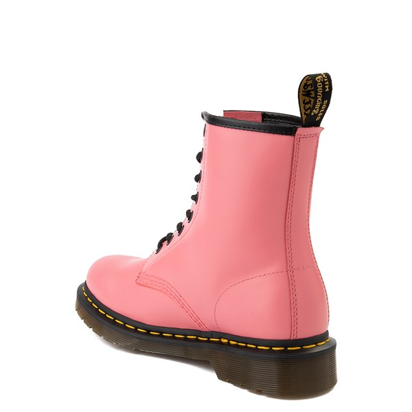 alternate image alternate view Womens Dr. Martens 1460 8-Eye Boot - Acid PinkALT2