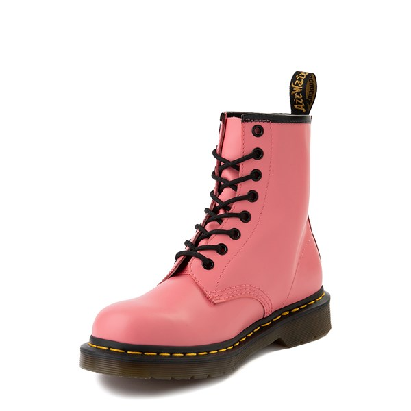 alternate image alternate view Womens Dr. Martens 1460 8-Eye Boot - Acid PinkALT3