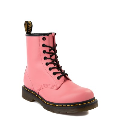 Alternate view of Womens Dr. Martens 1460 8-Eye Boot - Acid Pink