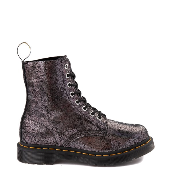 Main view of Womens Dr. Martens Pascal 8-Eye Crackle Boot