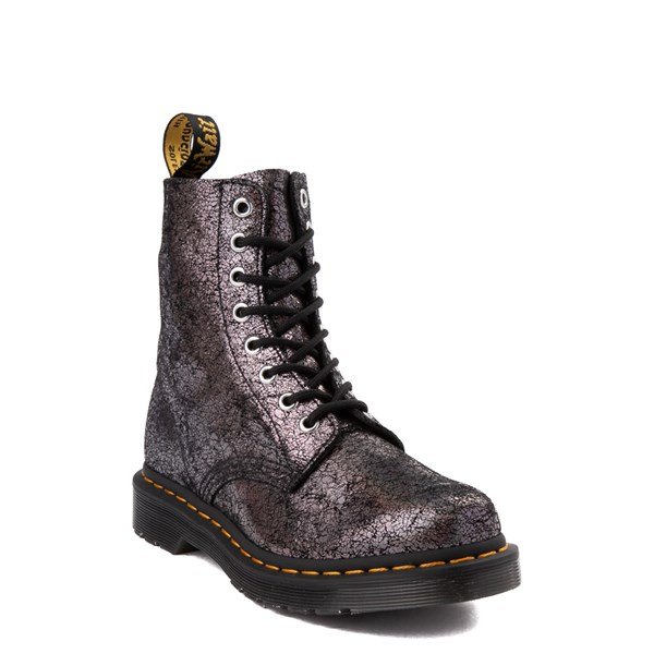 alternate image alternate view Womens Dr. Martens Pascal 8-Eye Crackle BootALT1