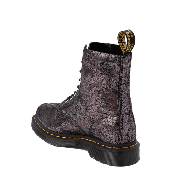 alternate image alternate view Womens Dr. Martens Pascal 8-Eye Crackle BootALT2