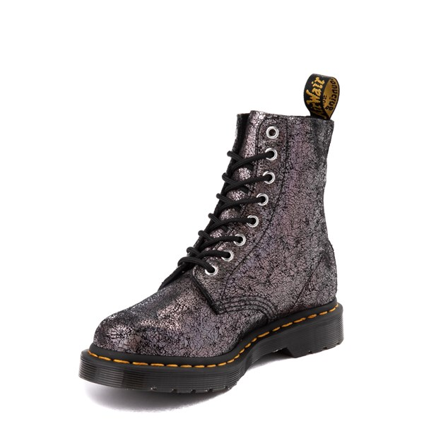 alternate image alternate view Womens Dr. Martens Pascal 8-Eye Crackle BootALT3