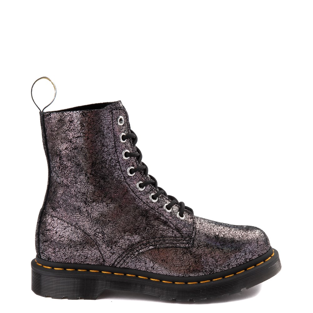 Womens Dr. Martens Pascal 8-Eye Crackle Boot