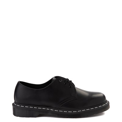 Main view of Dr. Martens 1461 Casual Shoe - Black / White