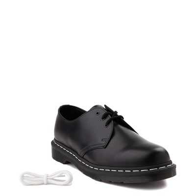 Alternate view of Dr. Martens 1461 Casual Shoe - Black / White