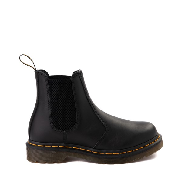Main view of Womens Dr. Martens 2976 Chelsea Boot - Black