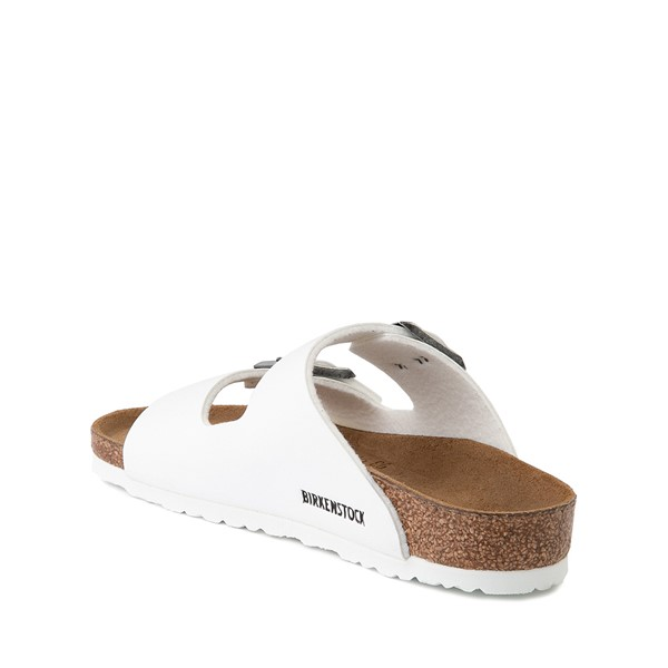 alternate image alternate view Birkenstock Arizona Sandal - Little Kid - WhiteALT1