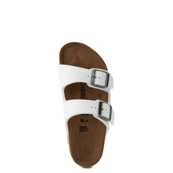 alternate image alternate view Birkenstock Arizona Sandal - Little Kid - WhiteALT2