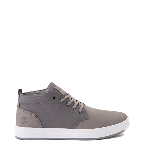 Main view of Mens Timberland Davis Square Chukka Boot - Grey