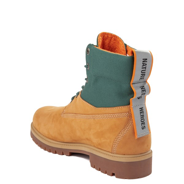 "alternate image alternate view Mens Timberland 6"" ReBOTL™ Boot - WheatALT2"