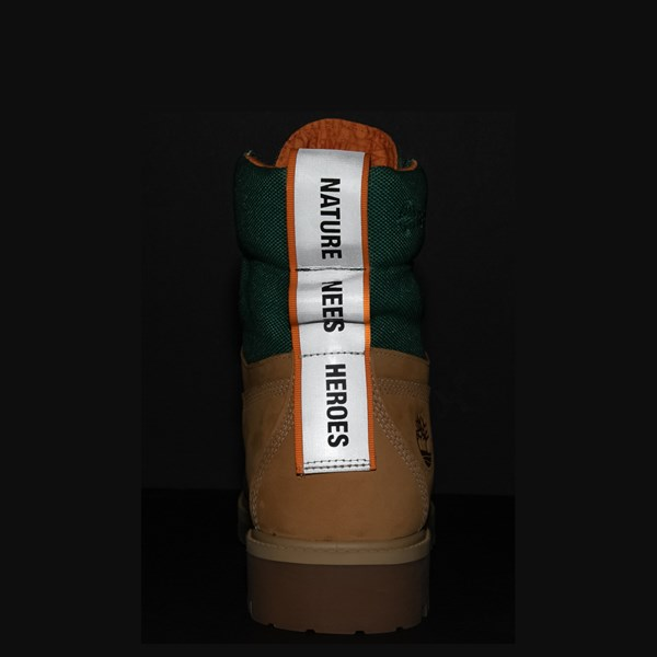 "alternate image alternate view Mens Timberland 6"" ReBOTL™ Boot - WheatALT6"