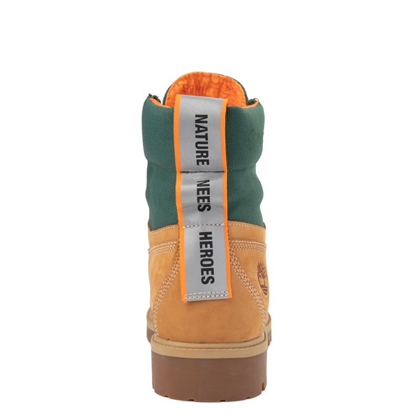 "alternate image alternate view Mens Timberland 6"" ReBOTL™ Boot - WheatALT7"