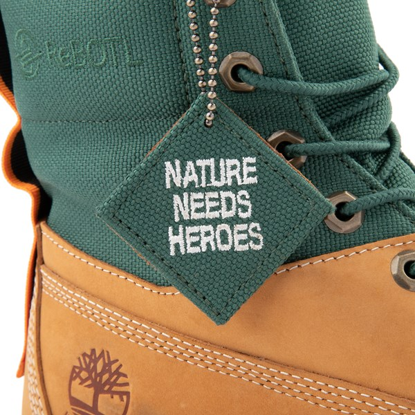 "alternate image alternate view Mens Timberland 6"" ReBOTL™ Boot - WheatALT8"