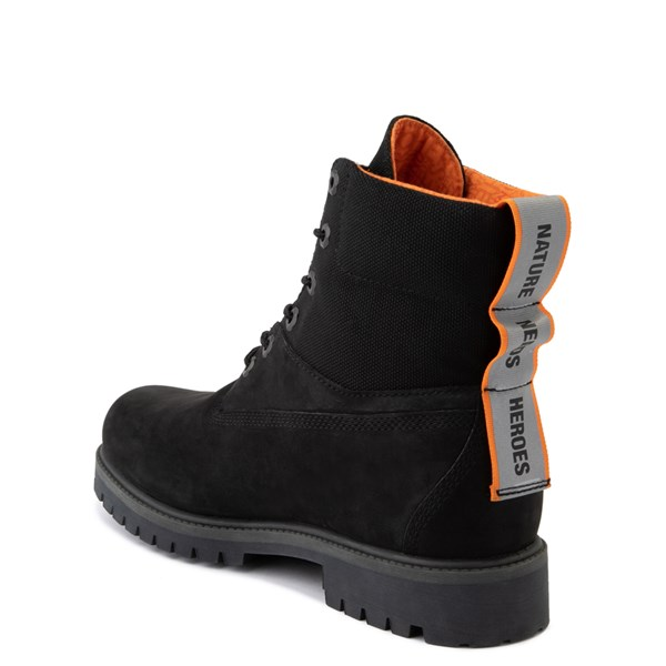 "alternate image alternate view Mens Timberland 6"" ReBOTL™ Boot - BlackALT2"