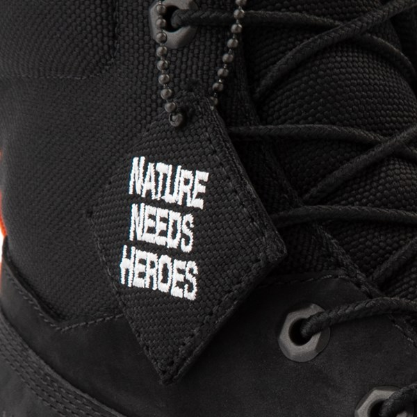 "alternate image alternate view Mens Timberland 6"" ReBOTL™ Boot - BlackALT8"