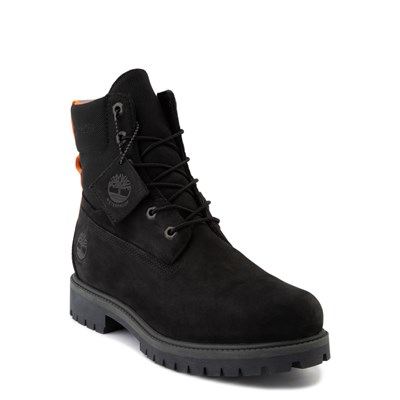 "Alternate view of Mens Timberland 6"" ReBOTL™ Boot - Black"