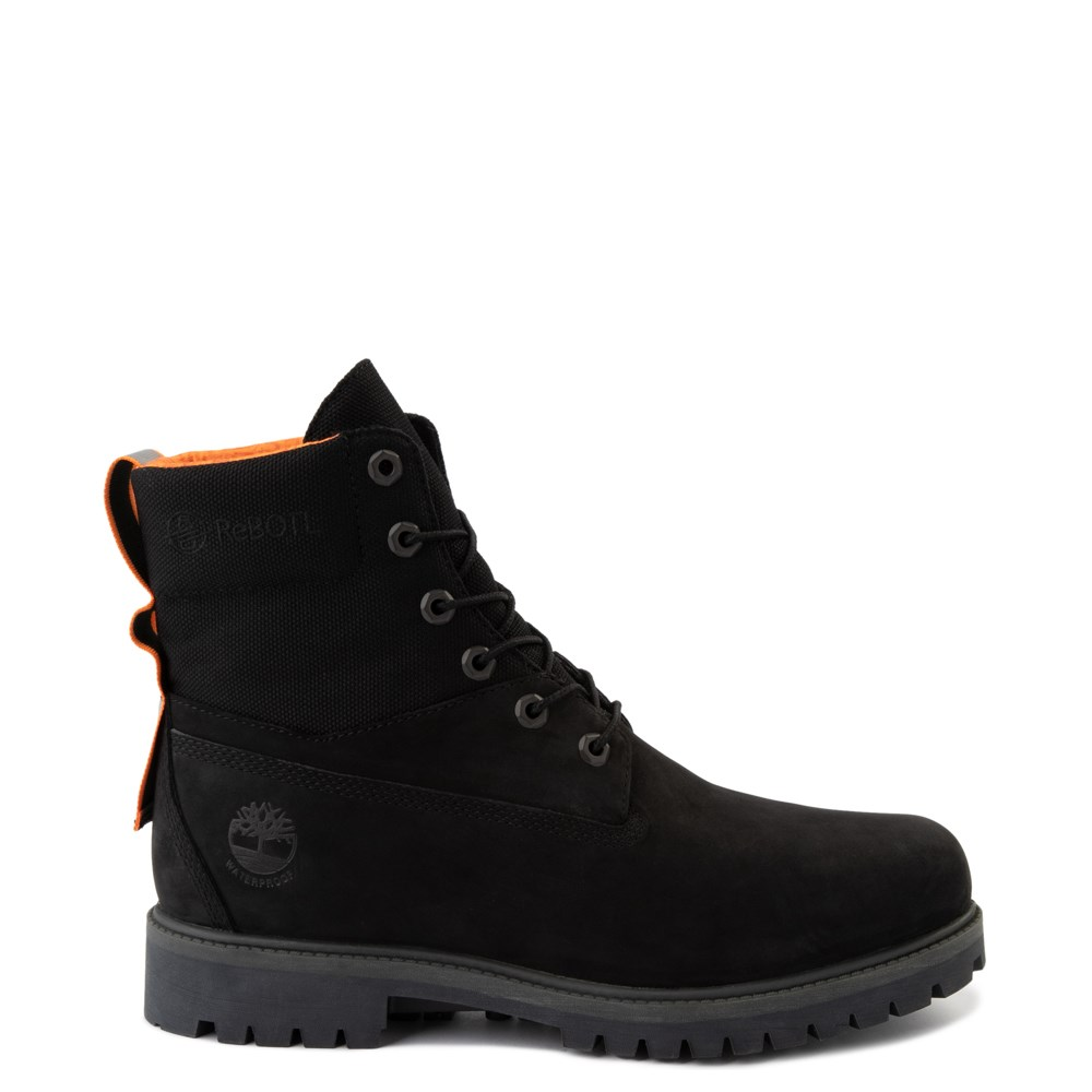 """Mens Timberland 6"""" ReBOTL™ Boot - Black"""