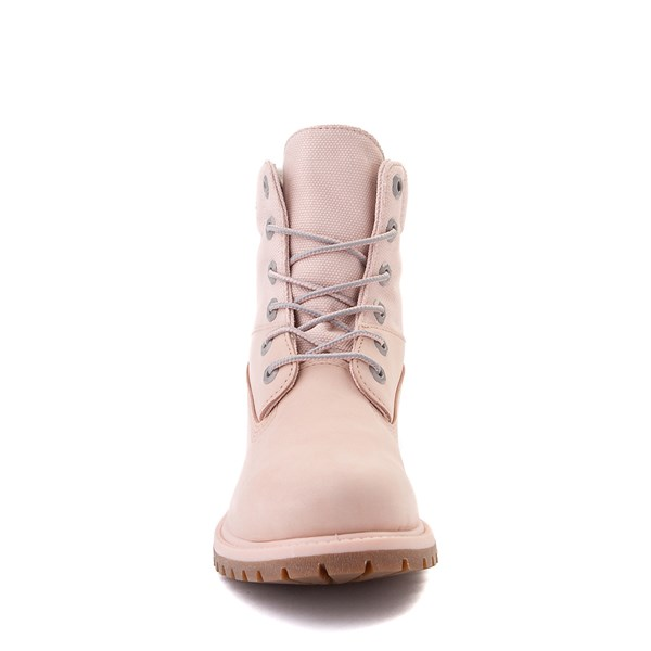 "alternate image alternate view Womens Timberland 6"" ReBOTL™ Boot - Light PinkALT4"