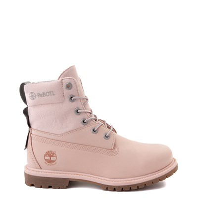 "Main view of Womens Timberland 6"" ReBOTL™ Boot - Light Pink"
