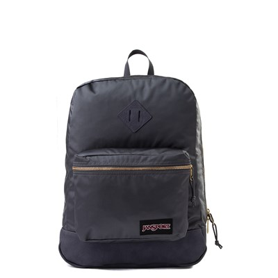 Main view of JanSport Super FX Backpack - Charcoal