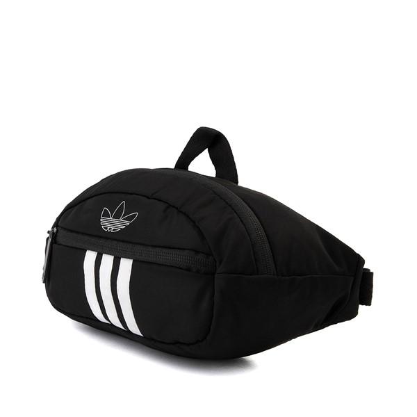 alternate image alternate view adidas National 3-Stripes Travel Pack - Black / WhiteALT2