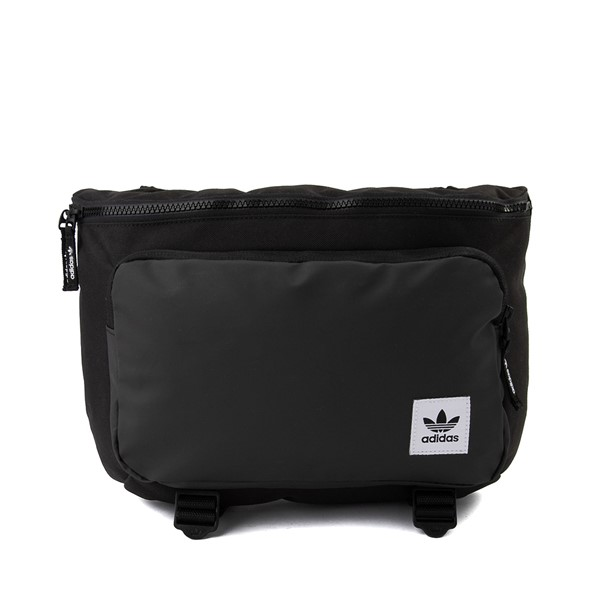 Main view of adidas Utility Crossbody Bag - Black