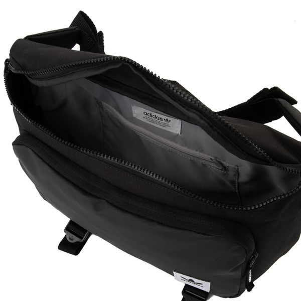 alternate image alternate view adidas Utility Crossbody Bag - BlackALT3