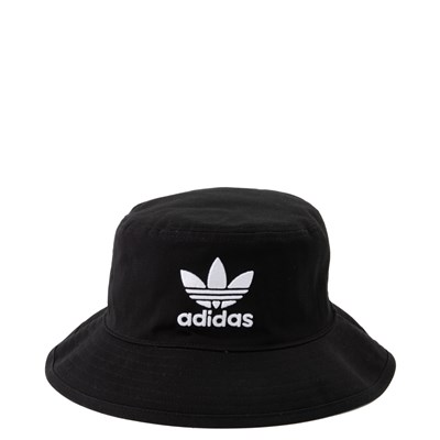 Main view of adidas Trefoil Bucket Hat - Black