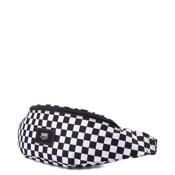 alternate image alternate view Vans Mini Ward Checkerboard Travel Pack - Black / WhiteALT2