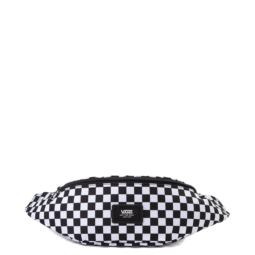 Vans Mini Ward Checkerboard Travel Pack - Black / White