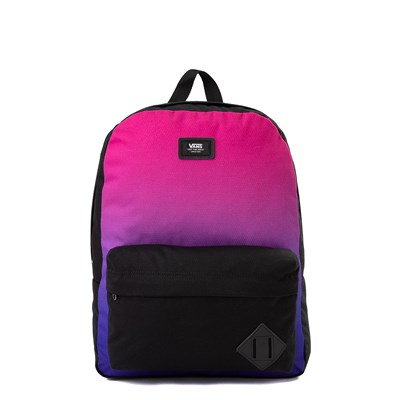 Main view of Vans Old Skool Backpack - Heliotrope