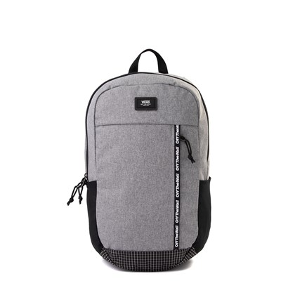 Main view of Vans Disorder Backpack - Heather Grey