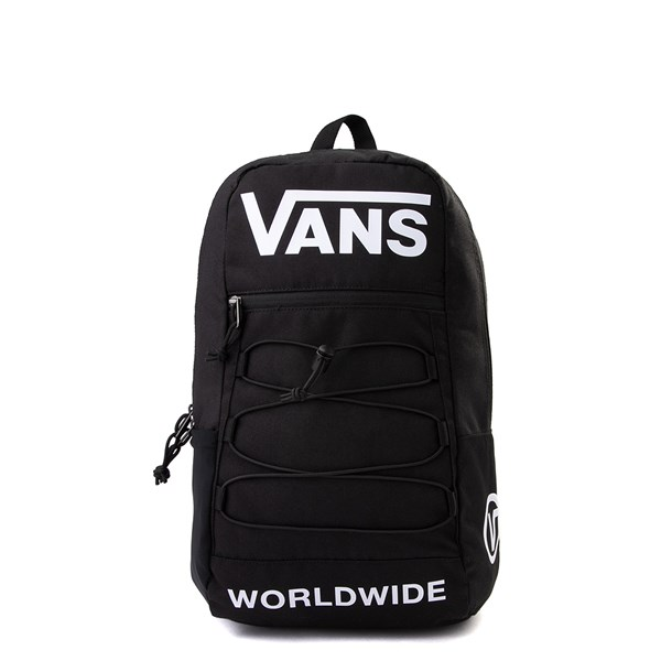 Main view of Vans Snag Drop V Backpack - Black