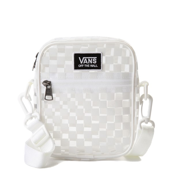 Vans Street Ready Crossbody Checkerboard Bag