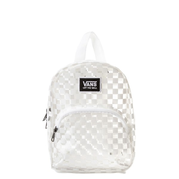 Vans Gettin' It Checkerboard Mini Backpack