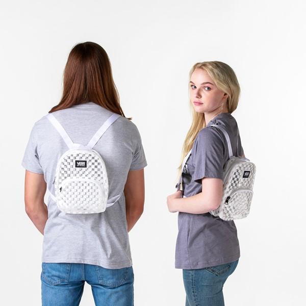 alternate image alternate view Vans Gettin' It Checkerboard Mini BackpackALT1BADULT
