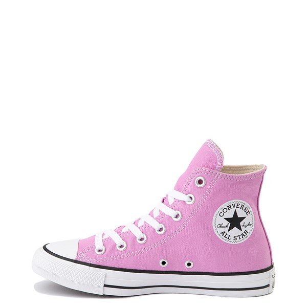 alternate image alternate view Converse Chuck Taylor All Star Hi Sneaker - Peony PinkALT1