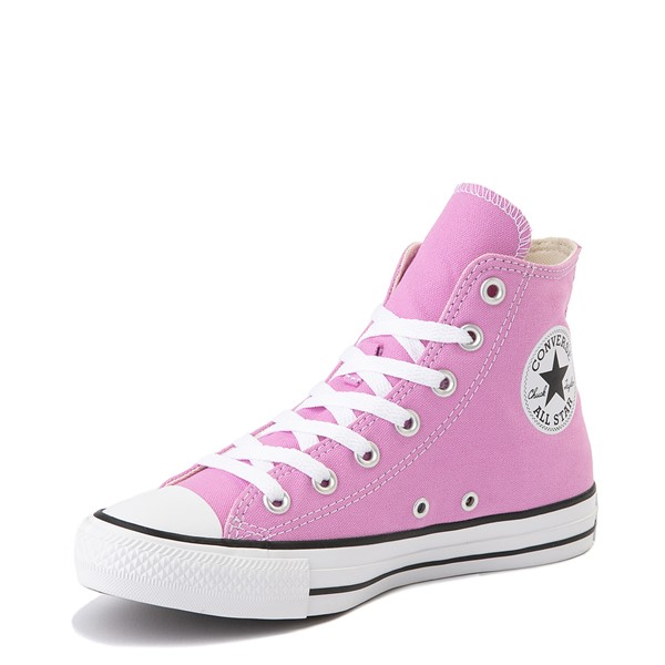 alternate image alternate view Converse Chuck Taylor All Star Hi Sneaker - Peony PinkALT2