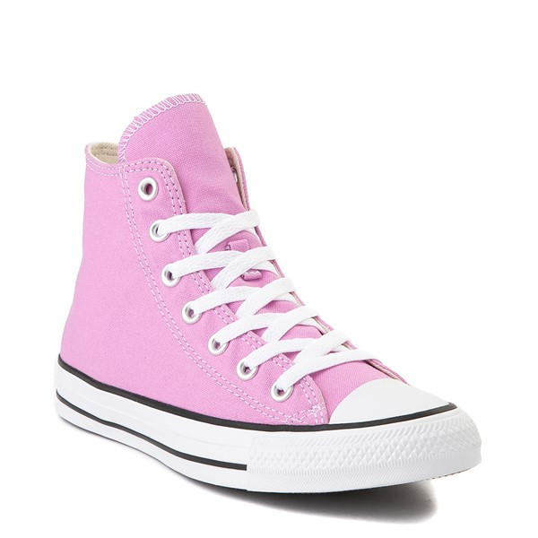 alternate image alternate view Converse Chuck Taylor All Star Hi Sneaker - Peony PinkALT5