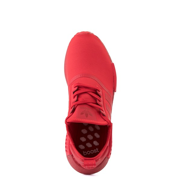 alternate image alternate view Mens adidas NMD R1 Athletic Shoe - Scarlet MonochromeALT4B