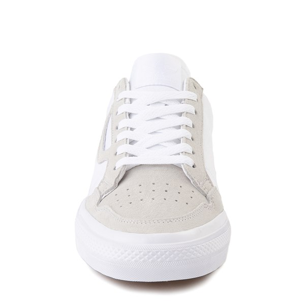 alternate image alternate view Mens adidas Continental Vulc Athletic Shoe - WhiteALT4