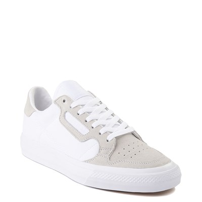 Alternate view of Mens adidas Continental Vulc Athletic Shoe - White