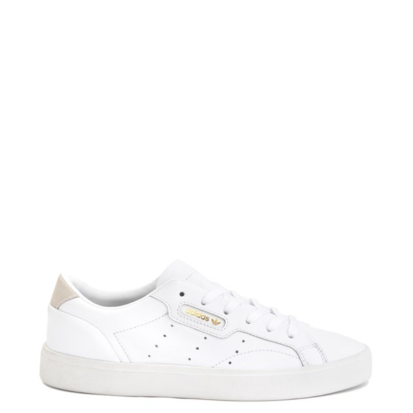 Womens adidas Sleek Athletic Shoe - White